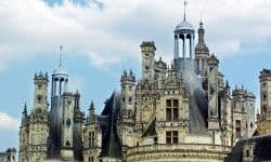 Loire Valley architectural styles