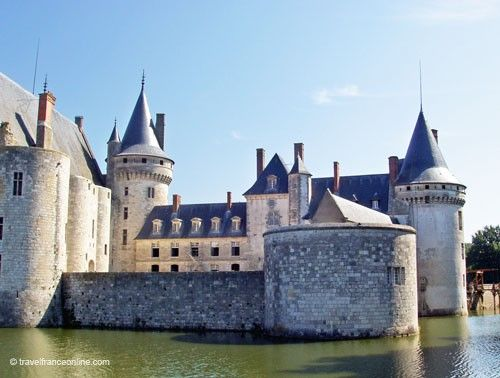 Sully Sur Loire Chateau Chateau-de-sully-sur-loire-3