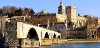 Avignon the Papal City in Vaucluse department
