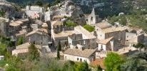 Les Baux-de-Provence – medieval fortress