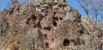 Grottes de Jonas – Ancient troglodyte village