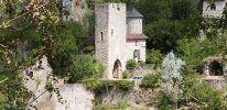 Peyrusse-le-Roc medieval village – Aveyron