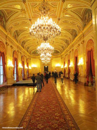 Used Hotel Furniture >> Assemblee Nationale - Palais Bourbon - Paris