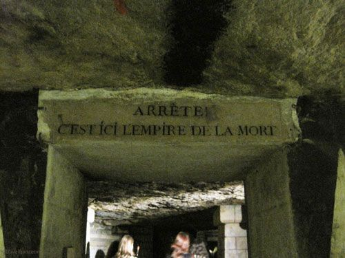 Paris Catacombes