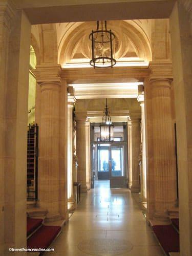 Entrance Comedie Francaise