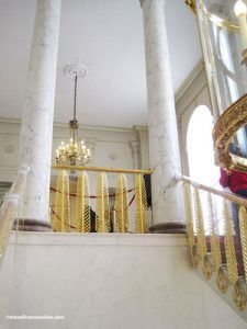 Elysee palace - Escalier Murat
