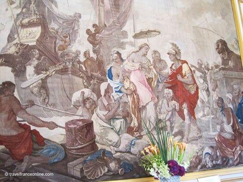 Elysee palace - Salon Cleopatre