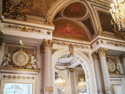 Elysee palace - Salon Napoleon III