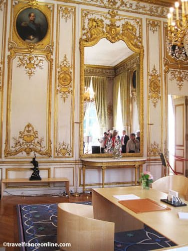 Elysee Palace - Salon des Portraits