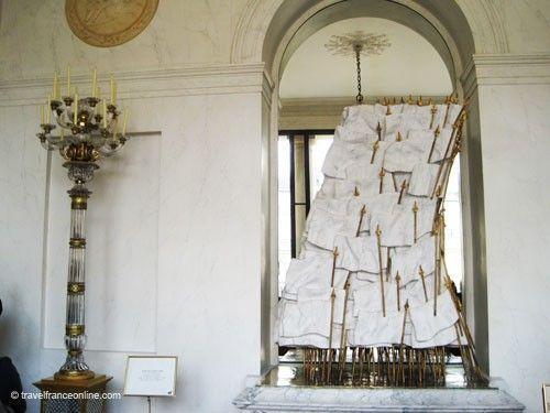 Elysee palace - Vestibule d'Honneur