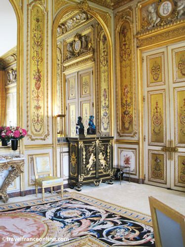 Elysee palace, the off...