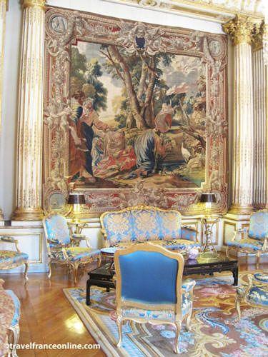 Elysee palace - Salon Pompadour