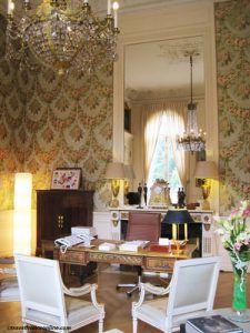 Elysee Palace study