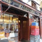 Faubourg Saint Honore - Maison Goyard - trunkmaker in Rue Saint Honore