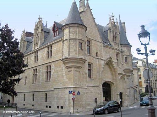 Hotel de Sens - Rue du Figuier