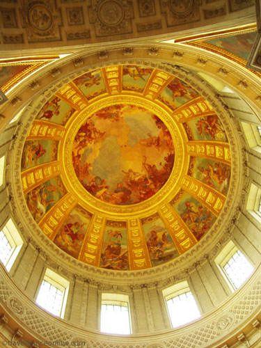 Dome Church - Hotel des Invalides