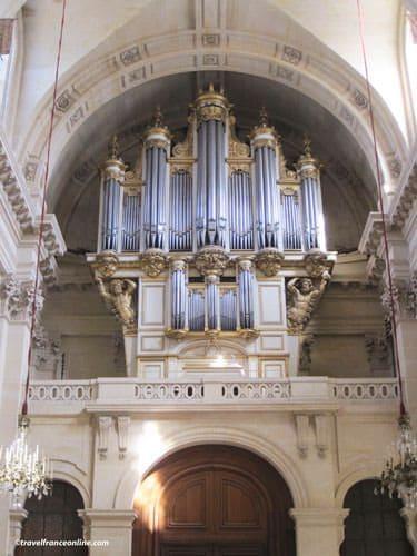 Hotel des Invalides - Saint-Louis-des-Invalides Church