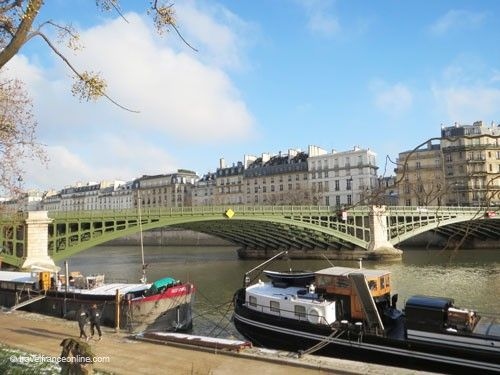 Pont Sully on Ile Saint-Louis