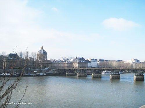 Institut de France and Pont des Arts