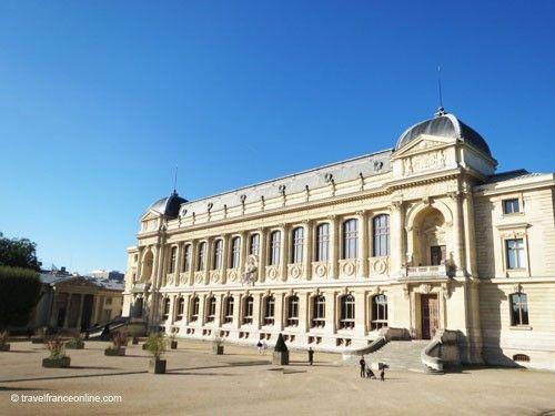 Jardin des Plantes - Grande Galerie de L'Evolution