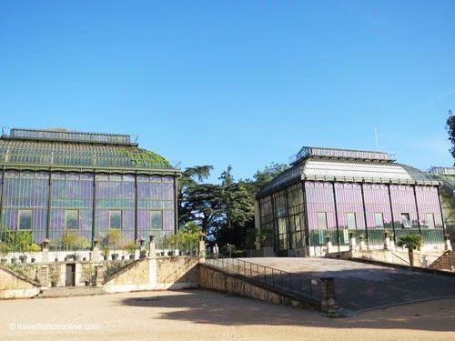 Jardin des Plantes - Greenhouses
