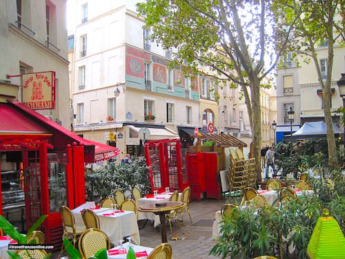 Rue des Grands Degrés in Latin Quarter