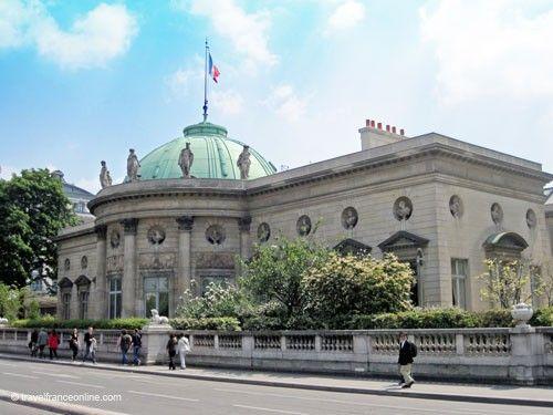 Legion of Honour Museum - Hôtel de Salm riverside facade