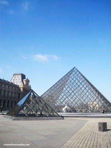 Louvre Museum World Class Art Collections