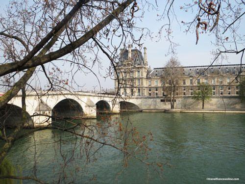 Louvre Palace - Flore Pavilion
