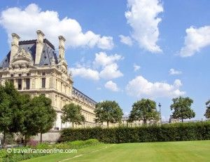 Louvre Palace - Marsan Pavilion