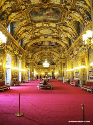 Luxembourg Palace - Salle des Conférences