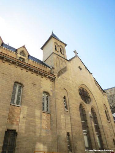 Sanctum Martyrum Chapel - Montmartre Abbey