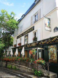 Montmartre Village - A la Bonne Franquette