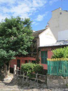 Montmartre Village - Le Lapin Agile