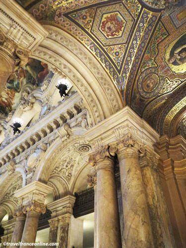 Opera House decoration