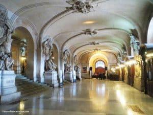 Opera Garnier - Reception hall