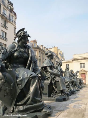 Orsay Museum - The Six Continents