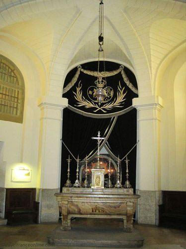 Conciergerie - Chapelle des Girondins