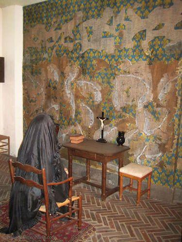 Conciergerie - Replica of Marie-Antoinette' s cell