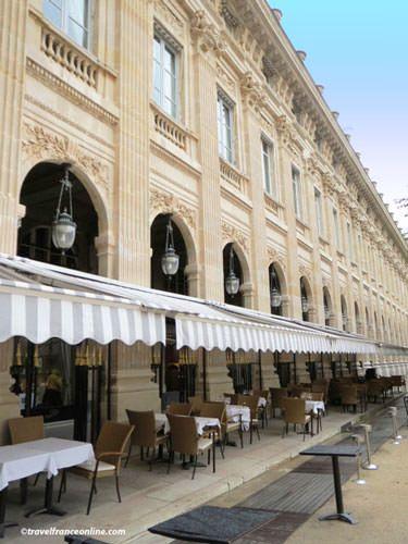 Lunch at Palais Royal