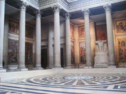 Pantheon - interior