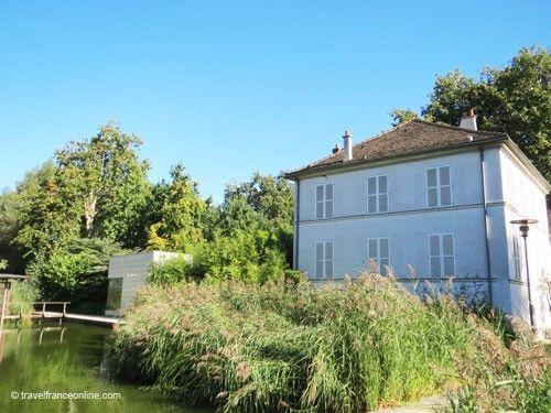 Maison du Lac - Parc de Bercy