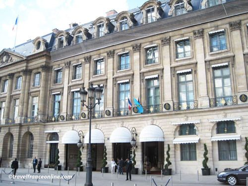 Place Vendome - Hotel Ritz
