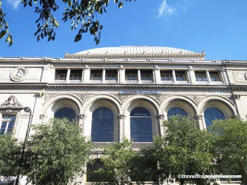 Place du Chatelet - Théâtre de la Ville