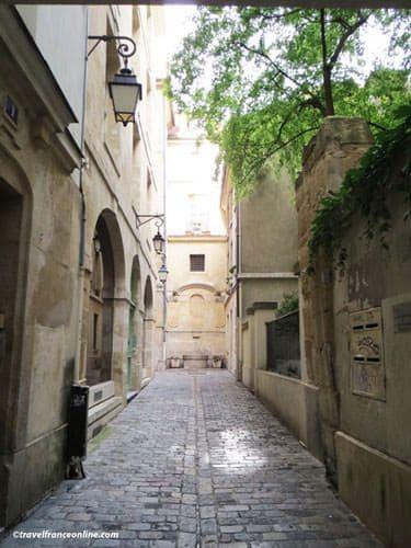 Quartier Saint Paul - Rue Eginhard