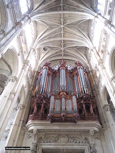 Saint Eustache Church great organ