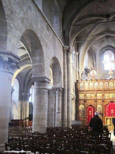 Saint Julien le Pauvre Church - Gothic architecture
