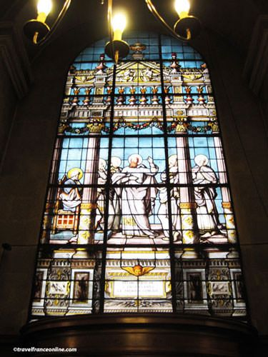 Saint-Philippe-du-Roule Church - Stained glass window