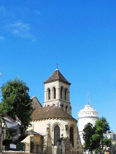Saint Pierre de Montmartre Church
