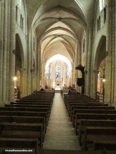 Saint Pierre de Montmartre - nave